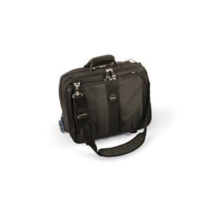 "TROLLEY PORTA notebook CONTOUR 17"" - nero - KENSINGTON"