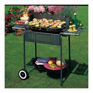 Barbecue Port Camargue L90cm