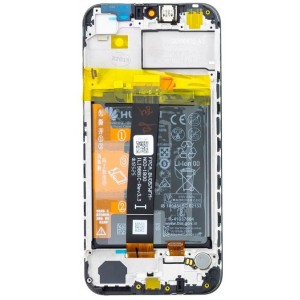 Huawei Y5 2019 LCD Display con Frame Nero (Service Pack)