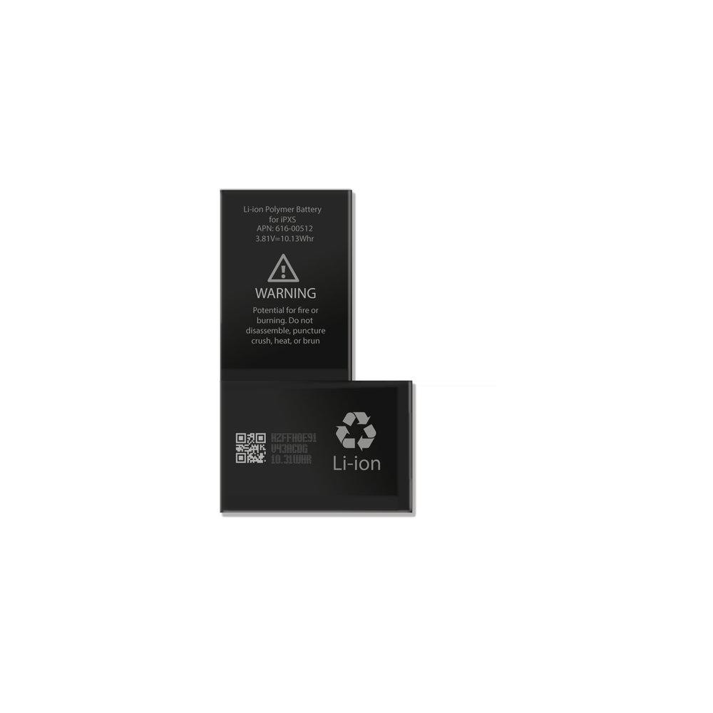 Batteria per iPhone XS, 2658mAh