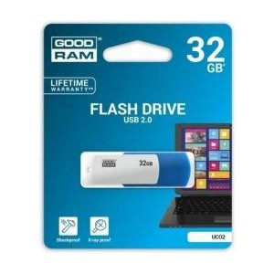 Pendrive GoodRAM 32GB UCO2 MIX USB 2.0 - retail blister
